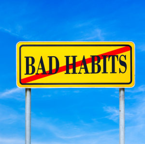 bad office habits to break