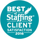 Best of Staffing 2016 Client