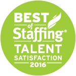 Best of Staffing 2016 Talent