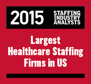 Largest Healthcare Staffing Firm
