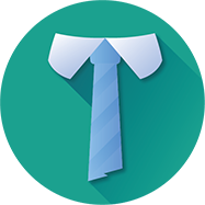Cutting Tie Icon