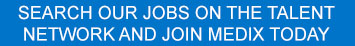 Jobs at Medix Talent Network