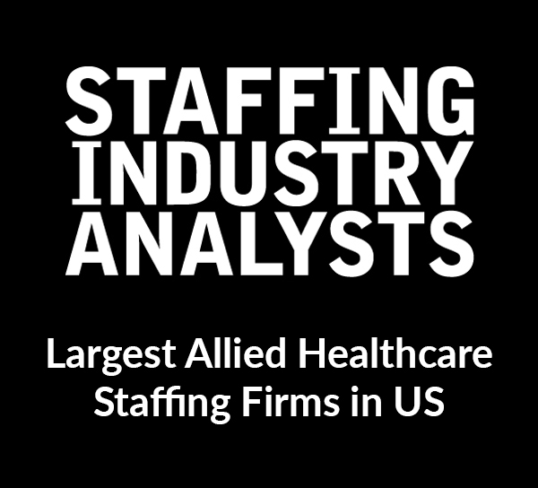Staffing Industry Analysts - Largest Allied Healthcare Staffing Firms in US