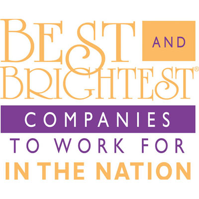 Best & Brightest Companies to Work for in the Nation