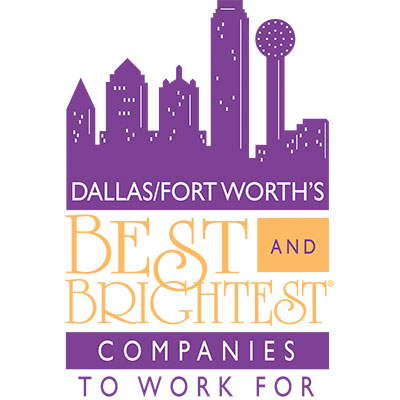 Best & Brightest Companies to Work For - Dallas/Fort Worth