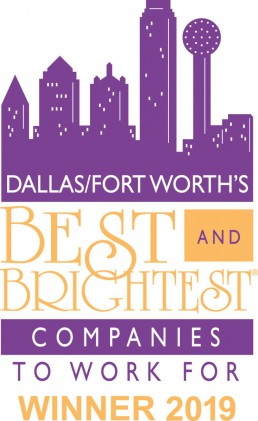 Best and Brightest Companies to Work For Dallas Forth Worth 2019