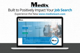 medixteam new website launch