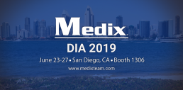 DIA 2019 Medix Clinical Research