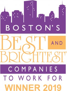 Boston's 2019 Best and Brightest Companies to Work For®