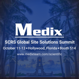 Global Site Solutions Summit 2019 Medix