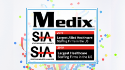 Largest Healthcare Staffing Firms Medix SIA