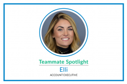 Teammate Spotlight Elli Medix Los Angeles