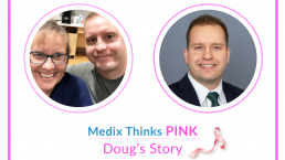 Breast Cancer Awareness Month Doug