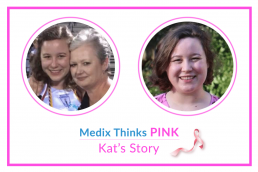 Kat Medix Breast Cancer Awareness Month
