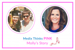 breast cancer awareness month 2019 molly's story