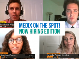 Now Hiring Medix on the Spot
