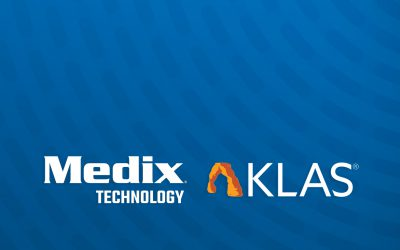 Medix Technology Joins the Arch Collaborative, a KLAS Initiative