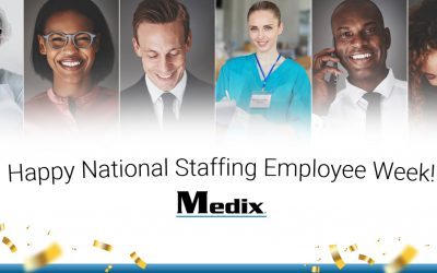 Medix Celebrates National Staffing Employee Week 2020!