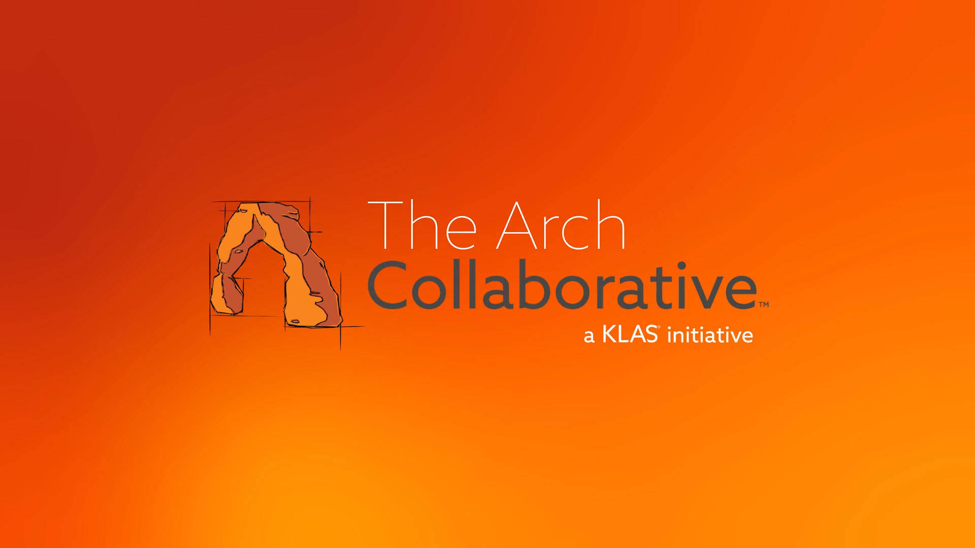 Arch Collaborative National Summit logo