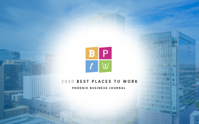 Medix Named One of the Phoenix Business Journal's 2020 Best Places to Work
