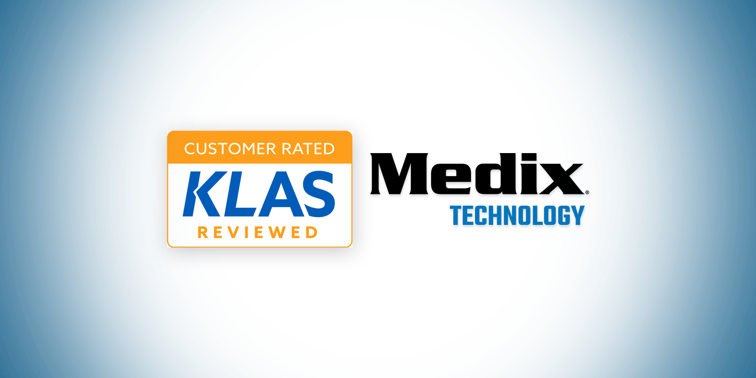 2021 Best in KLAS Report - Medix Technology