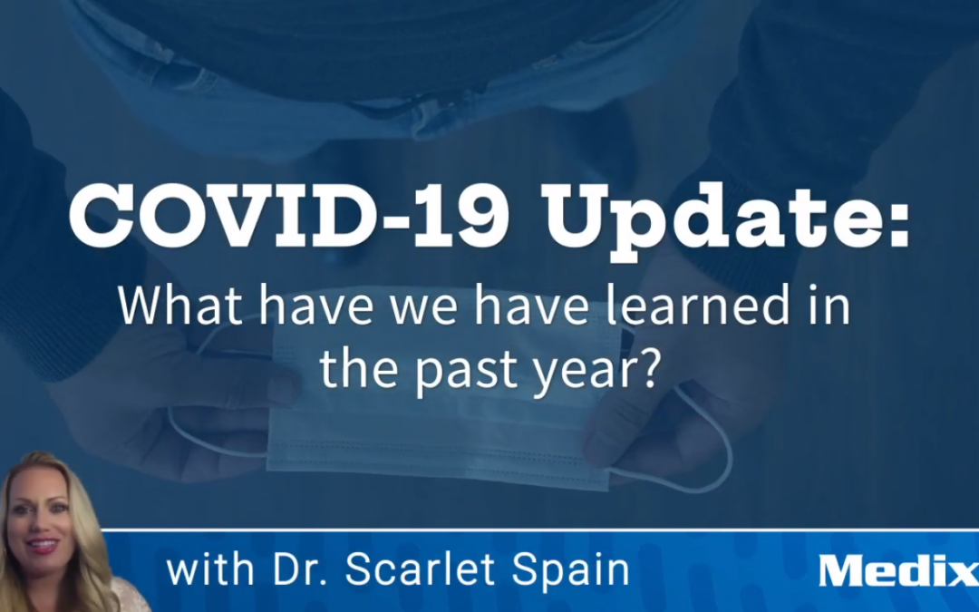 COVID-19: What Have We Learned in the Past Year?