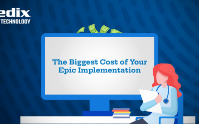 Infographic: The Biggest Cost of Your Epic Implementation