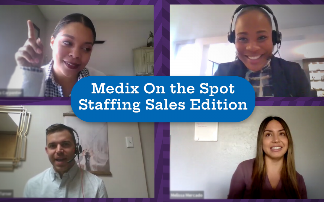 Video: Want a Career in Staffing Sales?