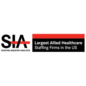 SIA - largest Allied Healthcare Staffing firm in US