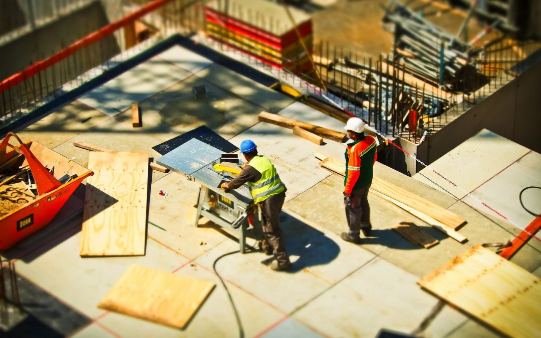 The Building Demand for Engineering and Construction Talent