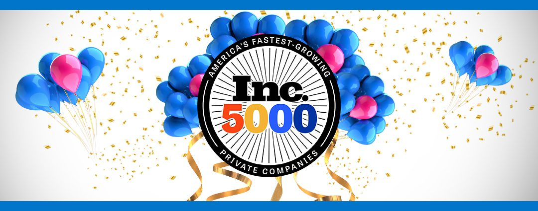 Medix Named to 2021 Inc. 5000 List of Fastest-Growing Private Companies in America