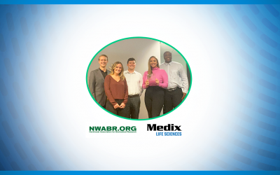 Medix Recognized Among 2021 Northwest Association for Biomedical Research Alvin J. Thompson Award Recipients