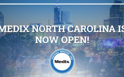 Medix Opens North Carolina Office to Expand Support for Job Seekers and Employers